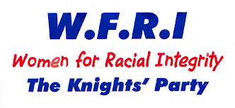Women For Racial Integrity - Tshirt