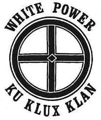 White Power - Ku Klux Klan - Tshirt