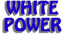 White Power - Tshirt