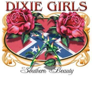 Dixie Girls / Southern Beauty - T-shirt