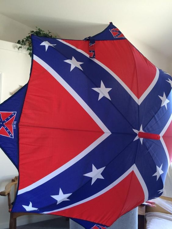 Rebel Flag Umbrella