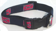 Small Rebel Dog Collar