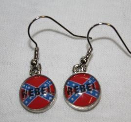 Rebel (Fish Hook) Earrings