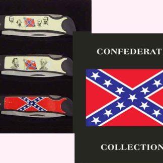 3 Piece Confederate Knife Set