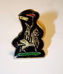 Knights Rider Pin
