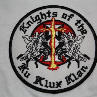 Knights of The Ku Klux Klan - Patch
