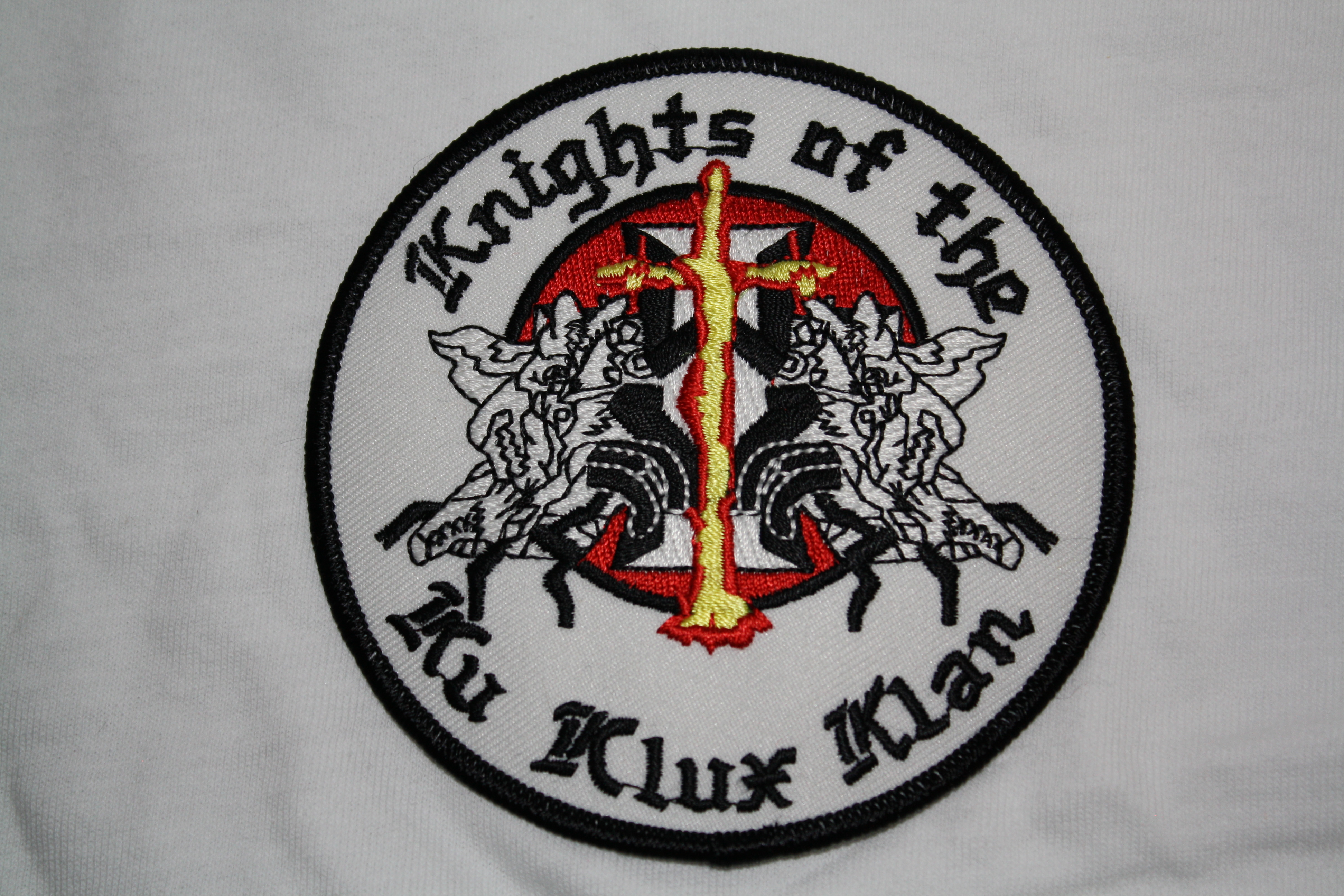 Knights of The Ku Klux Klan - Patch