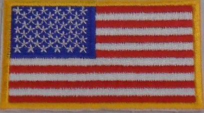 American Flag - Patch