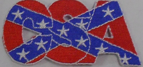CSA Rebel Patch