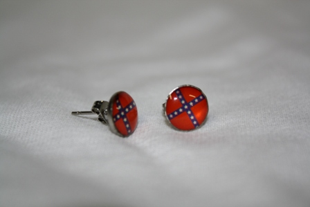Rebel Stud Earrings