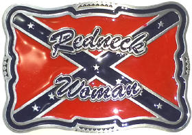 Redneck Woman - Belt Buckle