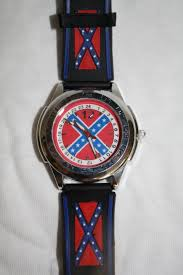Confederate Flag Watch
