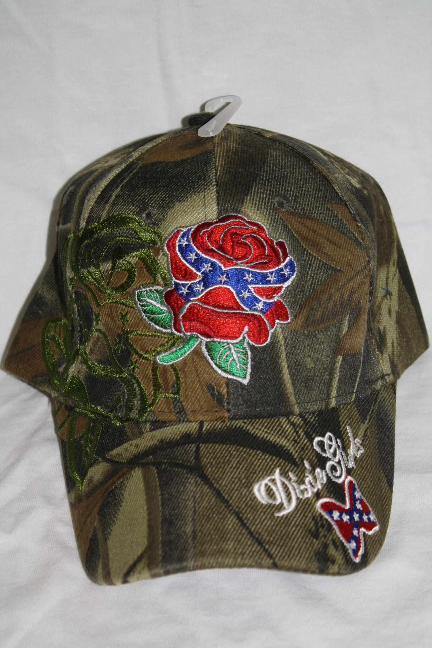 Dixie Girls - Rebel Rose - Hat