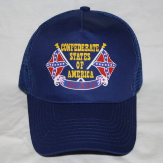 Confederate States of America - Hat (mesh back)