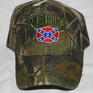 Rebel & Proud Of It - Hat