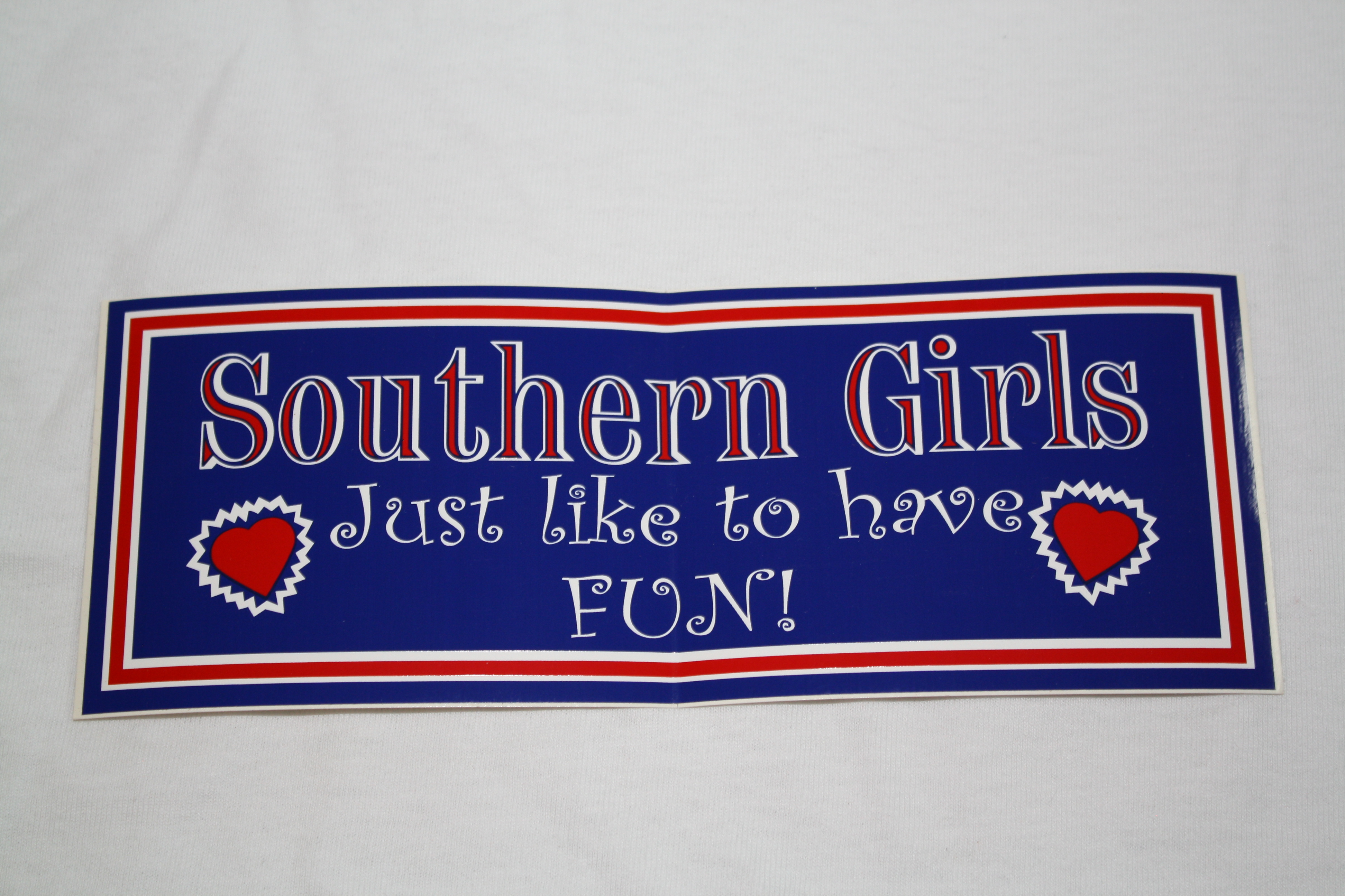 Southern Girls Sticker