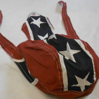 Rebel Skull Cap