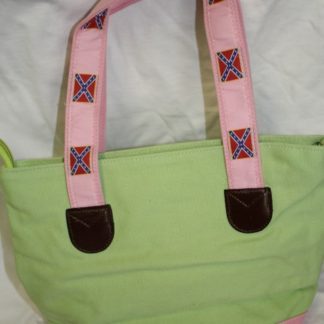 Purse with Confederate Flags