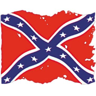 Confederate Flag T-shirt