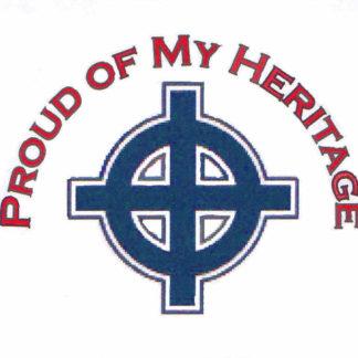 Proud of My Heritage - HAT