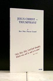 Jesus Christ - Triumphant