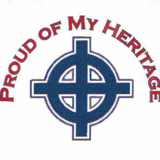 Proud of My Heritage - Tshirt