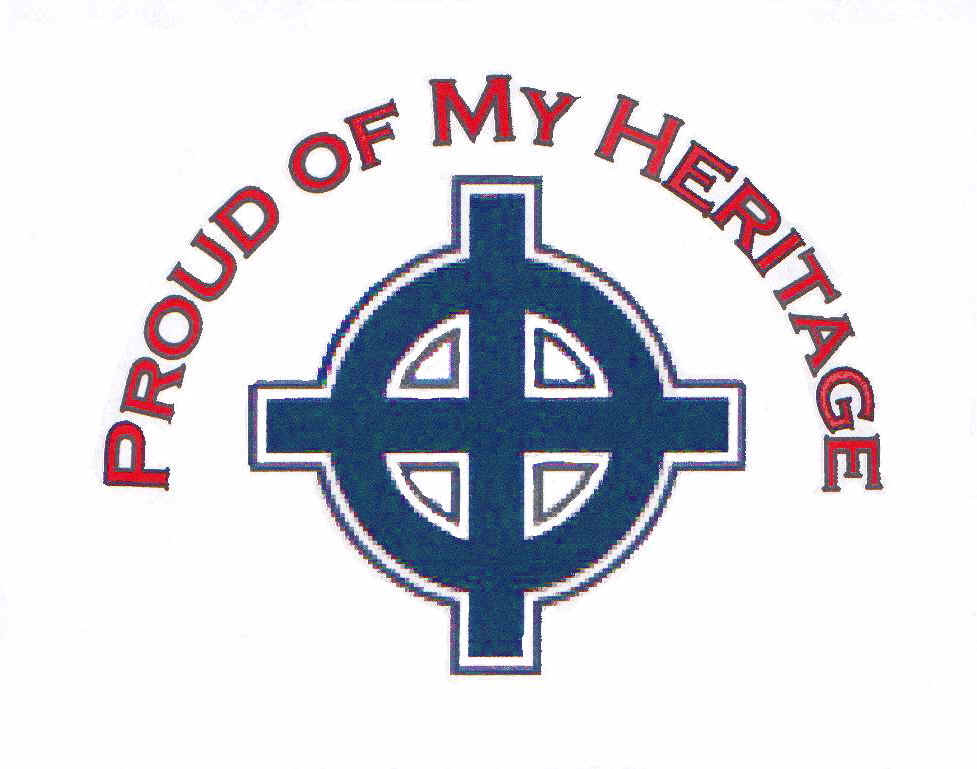 Proud of My Heritage - Tshirt