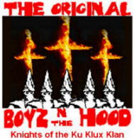 Original Boys in The Hood - Tshirt