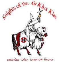 Ku Klux Klan - Yesterday, Tomorrow, Forever - Tshirt