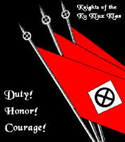 KKK / Duty, Honor, Courage - Tshirt