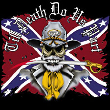 Til Death do us Part/Rebel Soldier - T-shirt
