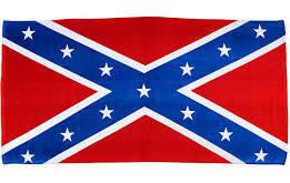 Rebel Flag Beach Towel