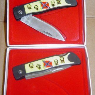 Confederate Generals Knife