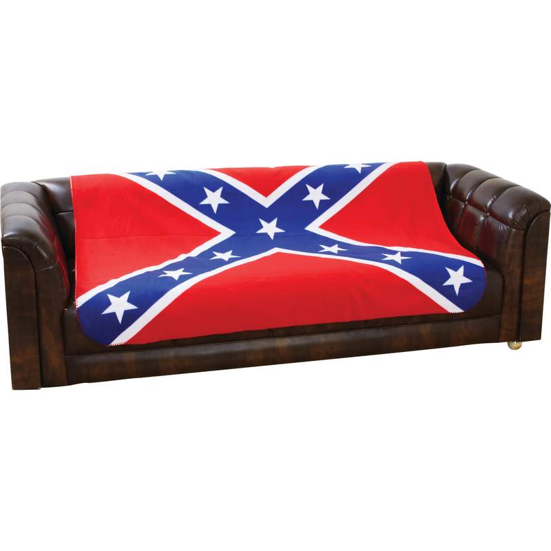 Rebel Fleece Blanket