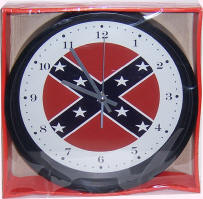 Confederate Clock