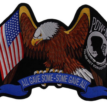 All Gave Some / Some Gave All / Eagle Pin
