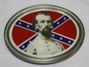 Nathan Bedford Forrest Belt Buckle