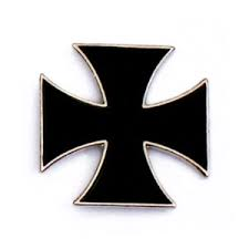 Iron Cross Pin