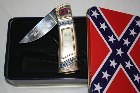 Robert E. Lee Collectors Knife