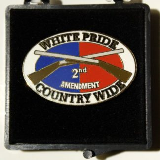 White Pride Country Wide - 2nd Amendment