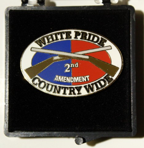 White Pride Country Wide - 2nd Amendment