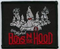 Boys in The Hood - Patch