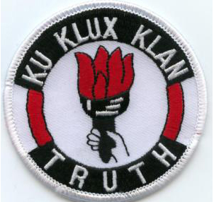 Ku Klux Klan - Truth Patch