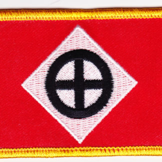 Knights Party Banner Patch