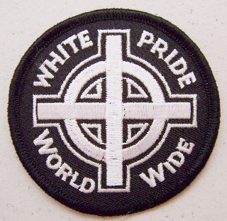 White Pride World Wide - Patch