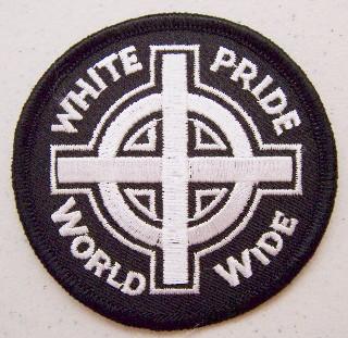 White Pride World Wide - Patch