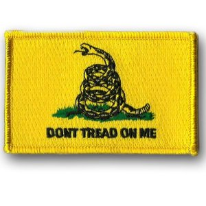 Don't Tread on Me - Patch