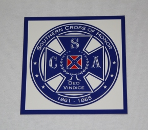 Southern Cross of Honor Sticker