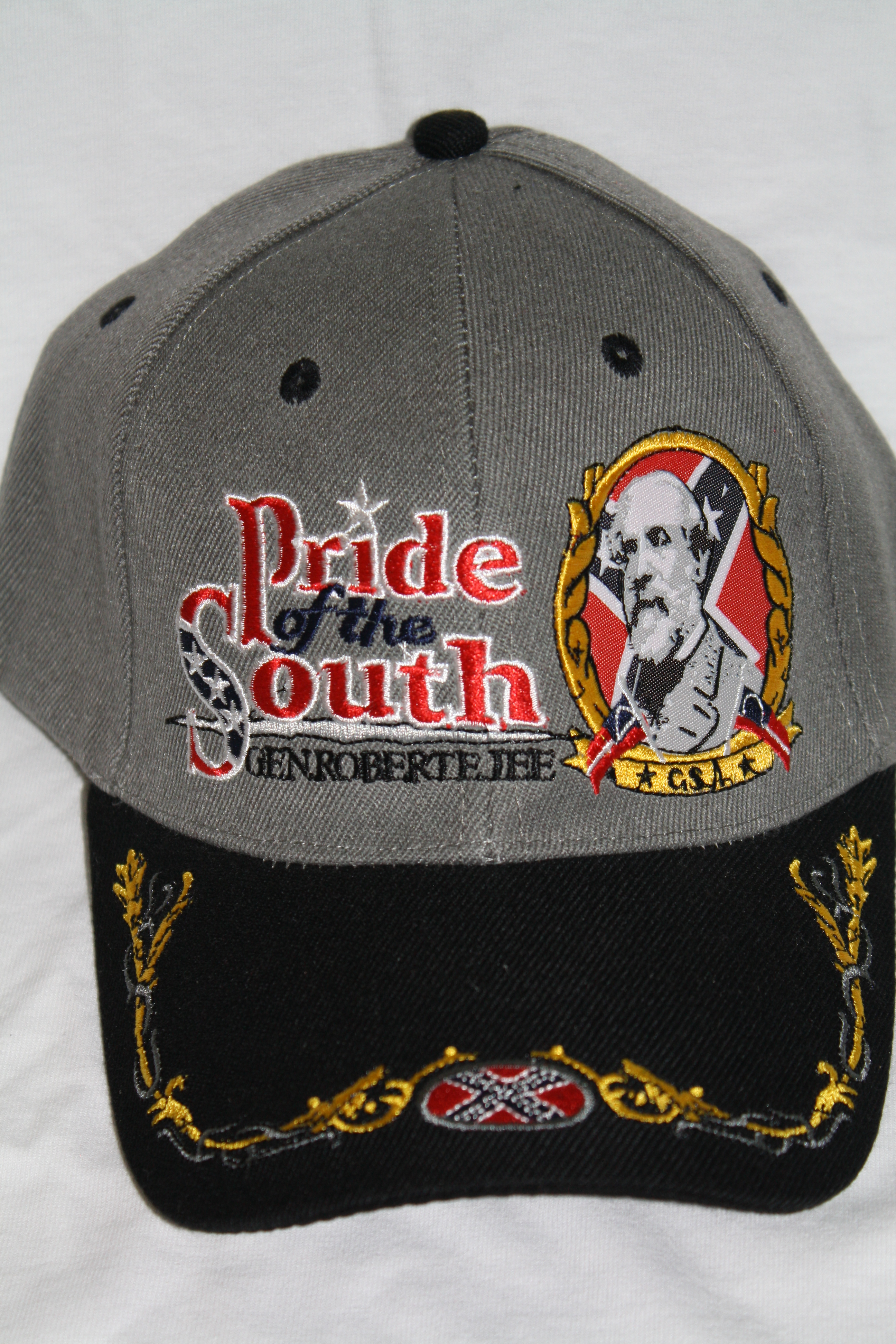 Pride of The South - Robert E. Lee - Hat