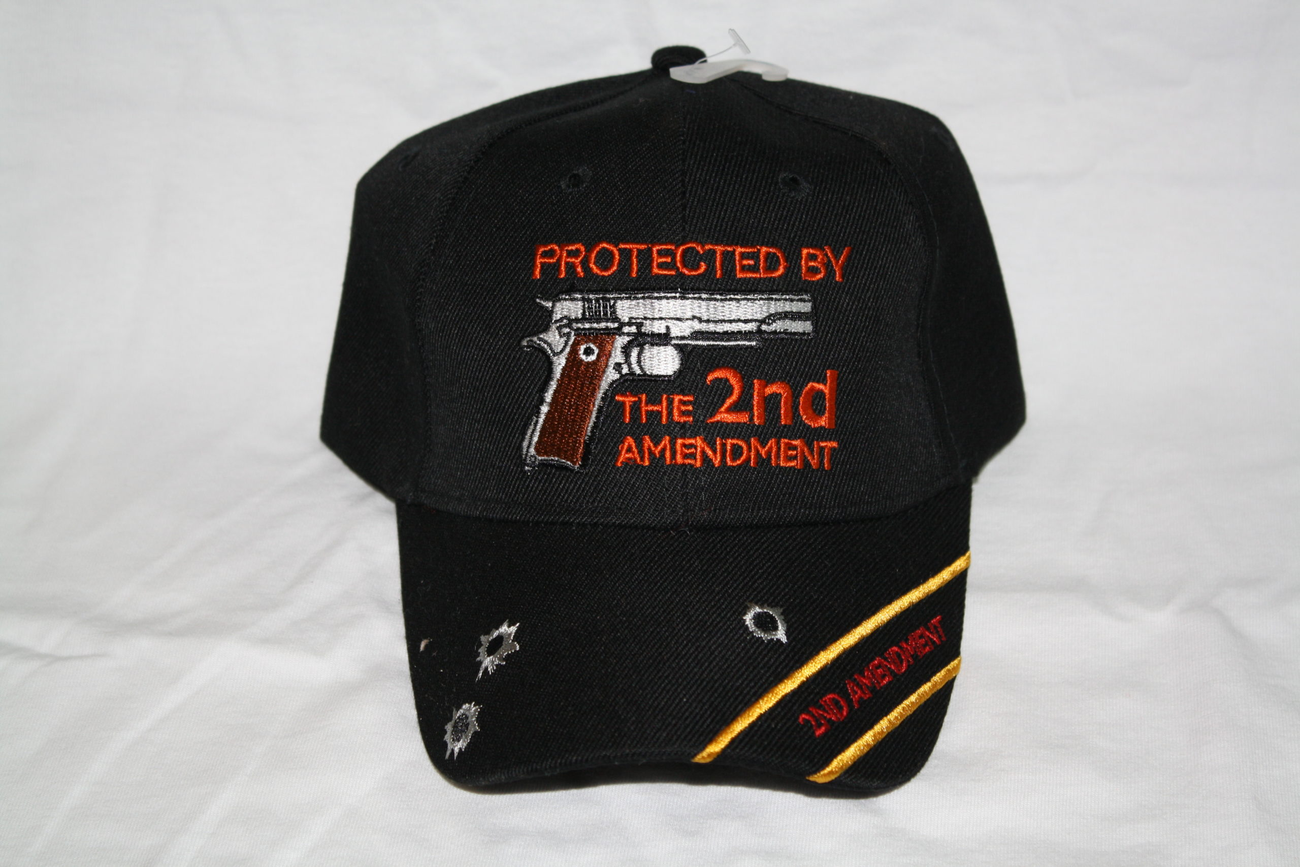 Protected By The 2nd Amendment - Hat
